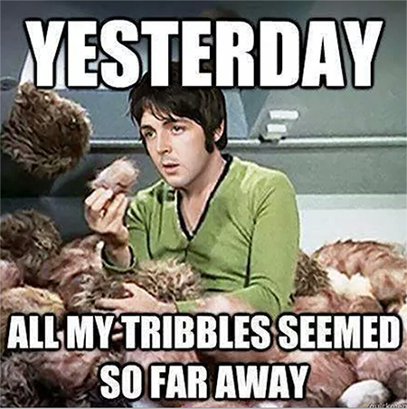 Tribbeatles