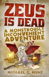 Zeus Is Dead Cover