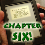 Michael Reads Percy Jackson Ch 6