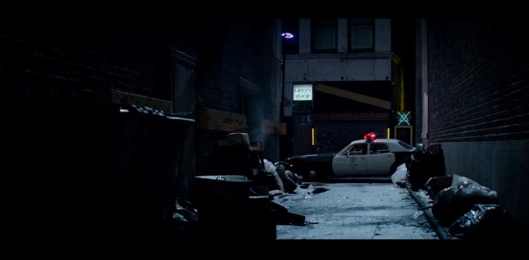 Terminator: Genisys alley