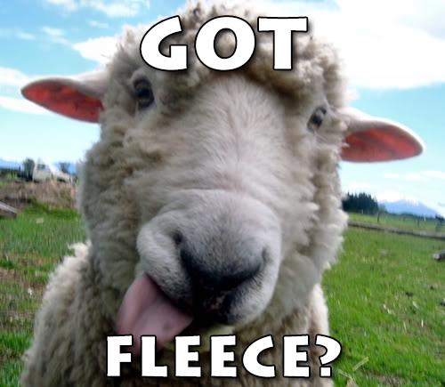 got fleece