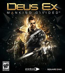 Deus Ex: Mankind Divided (Square-Enix, Eidos-Montreal)