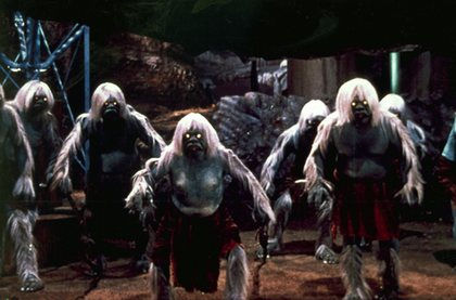 Morlocks from the 1960 film adaptation of The Time  Machine