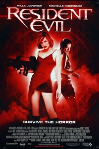 Resident Evil 2002. ©Sony Pictures