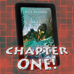 Michael Reads Percy Jackson: The Battle of the Labyrinth – Ch 1