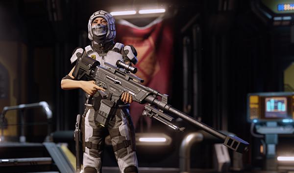 XCOM 2 Sniper