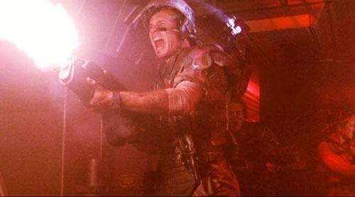 Hudson from Aliens