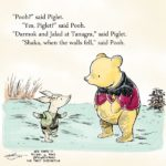 Pooh and Piglet at Tanagra – a tweet that exploded