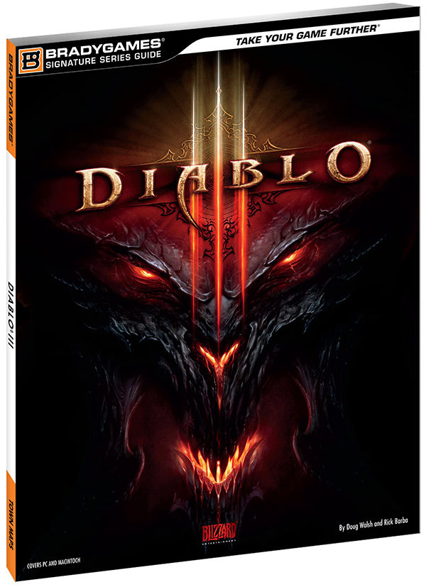 Diablo 3 game guide by Doug Walsh