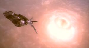 LV-426 fusion plant explosion