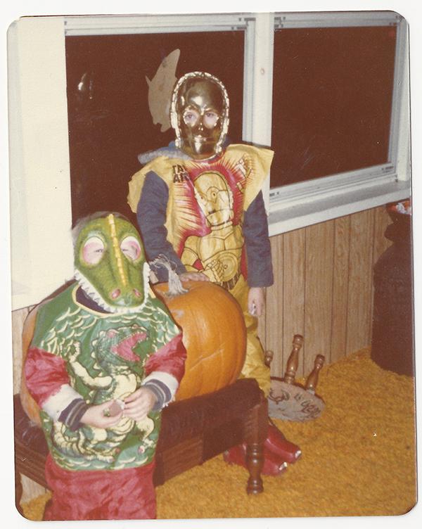 1980 Star Wars Halloween