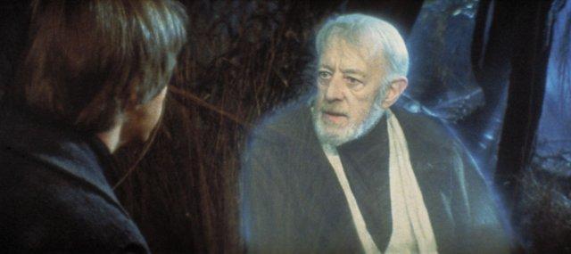 Obi-Wan on Dagobah