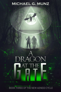 A Dragon at the Gate cover